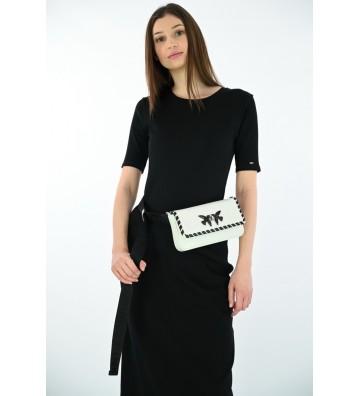 Calvin Klein šaty Rib Jersey