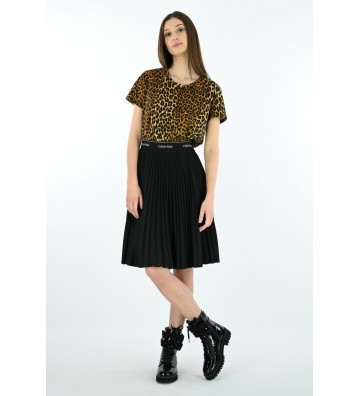 Calvin Klein sukňa Sunray