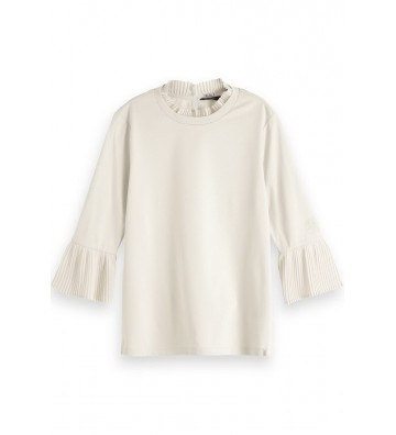 Scotch & Soda top Pleat